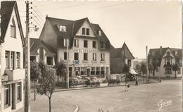 CPSM STELLA-PLAGE - Place Des Etats-Unis - France