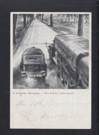 Dt. Reich Werbekarte BV Aral 1938 Gelaufen - Ansichtskarten