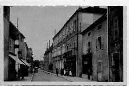 70  GRAY    Rue Gambetta Et Hôtel De Paris - Gray