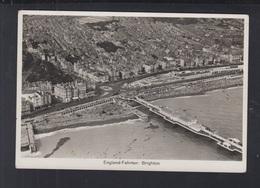 Zeppelin Photo England-Fahrten Brighton - Luchtschepen