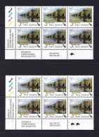 New Zealand 2007 Scenic $3 Tongaporutu Taranaki Control Blocks Kiwi Reprints MNH - New Zealand