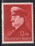 Deutsches Reich, 1941, Mi 772 X **, Geburtstag Von Hitler, [260818LAII] - Alemania