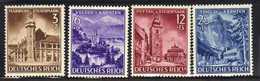 Deutsches Reich, 1941, Mi 806-809 ** [260818LAII] - Alemania