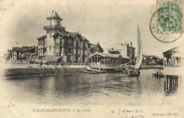 PALAVAS LES FLOTS  Le Casino Canal Bateau - Palavas Les Flots