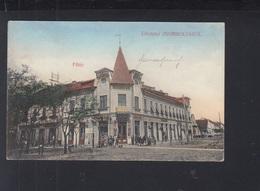Romania Hungary PPC Jimbolia Zsombolya 1917 - Romania