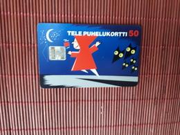 Phonecard Finland Used  Rare - Finland