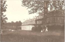 Dépt 80 - MARIEUX - ÉPREUVE De CARTE POSTALE (photo R. LELONG) + PLAQUE De VERRE D'origine - Château - Édition DÉBUREAUX - France