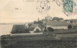 41 SAINT-DYE VUE GENERALE ET LA LOIRE - France