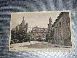Worms -Wasserturm Mit Eleonoren-Schule Germany - Worms