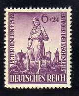 Deutsches Reich, 1942, Mi 819 ** Peter Henlein [260818LAII] - Allemagne