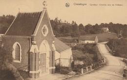 Chevetogne - Carrefour- Chemins Vers Les Chateaux (26/10/30) - Ciney