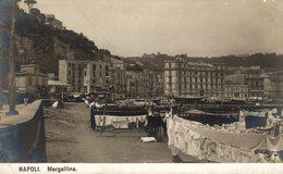NAPOLI   MERGELLINA - Napoli (Naples)