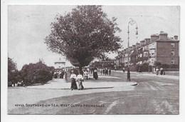 Southend-on-Sea: West Cliffs Promenade - Southend, Westcliff & Leigh
