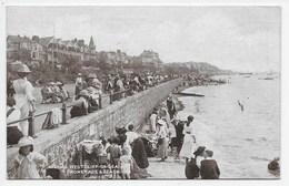 Westcliff-on-Sea: Promenade And Beach - Southend, Westcliff & Leigh