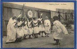 CPA Ethiopie Ethiopia Ethnic Afrique Noire Type écrite Abyssinie - Etiopía