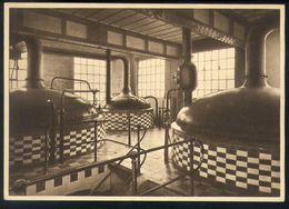 X01 - België - Hingene - Brouwerij Scaldis - Zicht Der Brouwzaal - Ongebruikt - Bornem