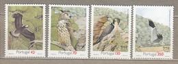 BIRDS Of PREY PORTUGAL 1993 Mi 1988-1991 MNH (**) #23102 - Aigles & Rapaces Diurnes