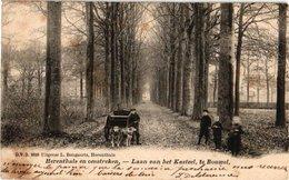 1 CPA  C1903 éd D.V.D. 9688 BONGAERTS Hondenkar  ( Attelage De Chiens  Hund, Dog) TREKHOND  Herentals Kasteel Bouwel - Herentals