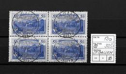 1914-1931 GEBIRGSLANDSCHAFTEN → Rütli   ►SBK-130 Viererblock St.Gallen◄ - Gebraucht