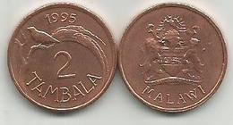 Malawi 2 Tambala 1995. - Malawi