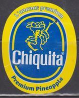 Chiquita - Ananas - Frutta E Verdura