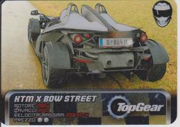 Laminancards - Top Gear N. 47 (fronte E Retro) - Sorpresine