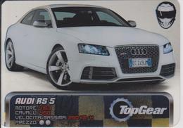 Laminancards - Top Gear N. 67 (fronte E Retro) - Sorpresine