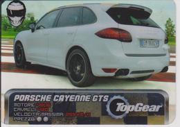 Laminancards - Top Gear N. 84 (fronte E Retro) - Non Classificati