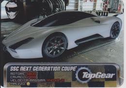 Laminancards - Top Gear N. 160 (fronte E Retro) - Sorpresine