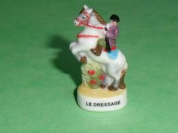 Fèves / Sports : Le Dressage , Chevaux      T13 - Sports
