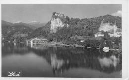 AK 0015  Bled - Panorama Um 1940-50 - Slowenien