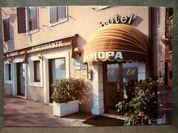 (FG.F33) DESENZANO DEL GARDA - HOTEL EUROPA, Lungolago C. Battisti (BRESCIA) Albergo - Brescia