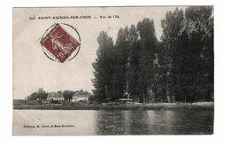 41 - Saint Aignan - Vue De L'île - Saint Aignan
