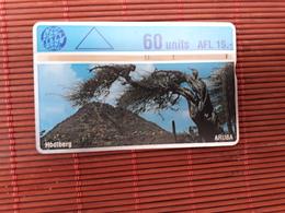 Phonecard 60 Units Aruba 503 B Used - Aruba