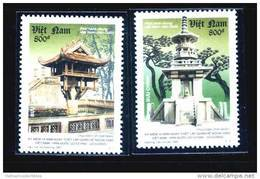 Vietnam Viet Nam MNH Perf Withdrawn Stamps 2002 : 10th Anniversary Of Korea - Viet Nam Relationship (Ms901) - Viêt-Nam