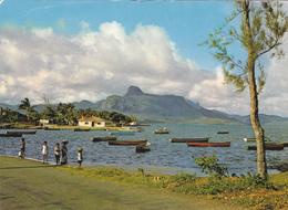 Ile Maurice,mauritius,ile Aux Cerfs,autrefois Ile De France,mascareignes,MAHEBOURG - Cartes Postales