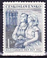 ** Tchécoslovaquie 1952 Mi 721 (Yv 621), (MNH) - Unused Stamps