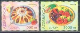 AZ 2005-608-9 CEPT, ASERBEDIAN, 1 X 2v, MNH - Azerbaijan