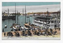 DC 1269 - MARSEILLE - Le Vieux Port - LL 391 - Old Port, Saint Victor, Le Panier