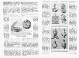 COLLECTIONS DE MONTRES De M. PAUL GARNIER  1894 - Watches: Old