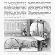 L'ELECTRICITE Dans Les HOTELS MODERNES    1894 - Sciences & Technique