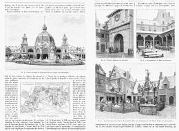 L'EXPOSITION D'ANVERS    1894 - Culture