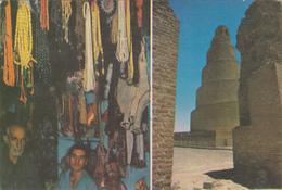 IRAK,iraq,antique,moyen Orient,mésopotamie,empire Perse,SAMARRA,MINARET,COMMERCE - Iraq