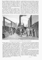LA DESTRUCTION DES ORDURES    1894 - Non Classés