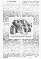 """LA SCIENCE PRATIQUE :  """" PREPARATION DES CONSERVES DE LEGUMES ET DE FRUITS   """"  1894 - Sciences & Technique"""