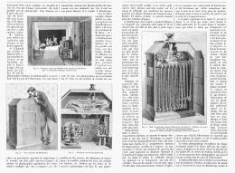 LE KINETOSCOPE  D'EDISON   1894 - Photographie
