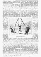 LES CHATIMENTS Et SUPPLICES Chez LES PERSES  1894 - Sciences & Technique