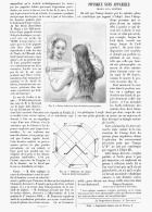 """PHYSIQUE SANS APPAREILS   """" IMAGES SANS SYMETRIE  """"  1894 - Non Classés"""