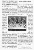 """RECREATIONS SCIENTIFIQUES :  """"LES HARPES EOLIENNES    """"  1894 - Music & Instruments"""