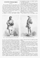 STATUETTES  ETHNOGRAPHIQUES INDIENNES  1894 - Art Asiatique